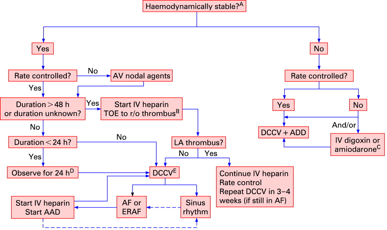 the management of atrial fibrillation after cardiac surgery | heart