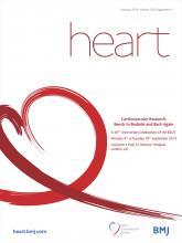 Heart: 100 (Suppl 1)