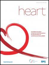 Heart: 100 (Suppl 2)
