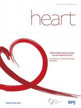 Heart: 100 (Suppl 3)