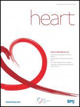 Heart: 100 (Suppl 4)