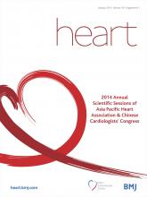 Heart: 101 (Suppl 1)