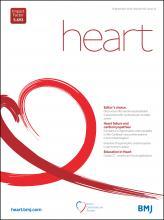 Heart: 102 (22)