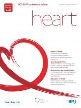 Heart: 103 (11)