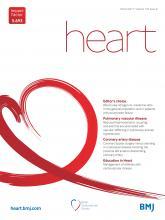 Heart: 103 (6)