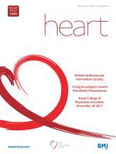 Heart: 104 (Suppl 1)