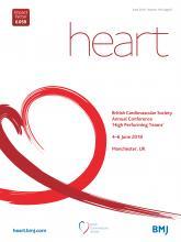 Heart: 104 (Suppl 6)