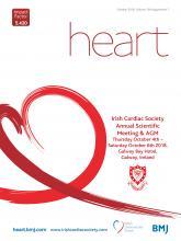 Heart: 104 (Suppl 7)