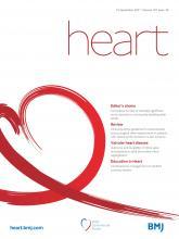 Heart: 107 (18)
