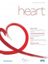 Heart: 107 (20)