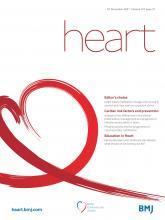 Heart: 107 (21)