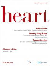 Heart: 98 (12)
