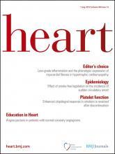 Heart: 98 (13)