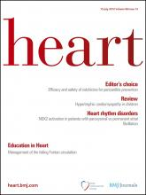 Heart: 98 (14)