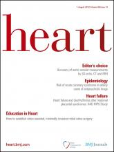 Heart: 98 (15)