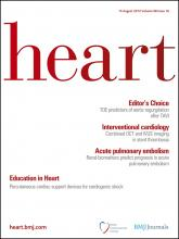 Heart: 98 (16)
