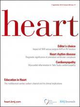 Heart: 98 (17)