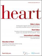 Heart: 98 (19)