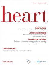 Heart: 98 (20)