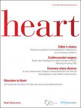 Heart: 98 (23)