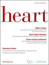Heart: 98 (7)