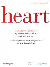 Heart: 98 (Suppl 5)
