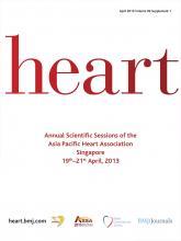 Heart: 99 (Suppl 1)
