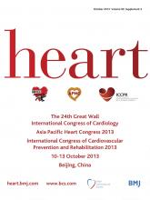 Heart: 99 (Suppl 3)